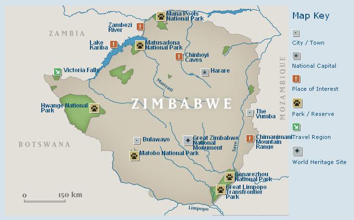 Great Zimbabwe Natural Resources